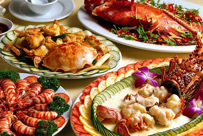 Coastal Food