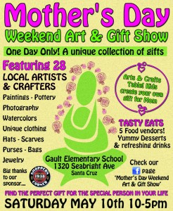 Mothers Day Art Show